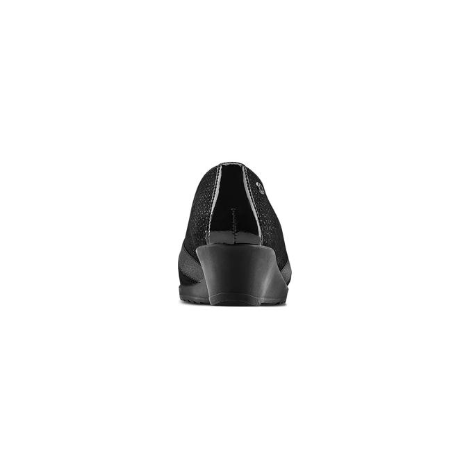 Women's shoes, Noir, 613-6134 - 15