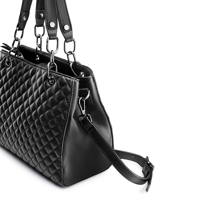Bag bata, Noir, 961-6505 - 15