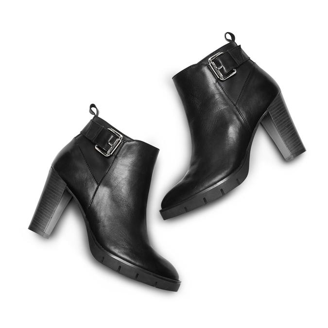 FLEXIBLE Chaussures Femme flexible, Noir, 794-6125 - 26