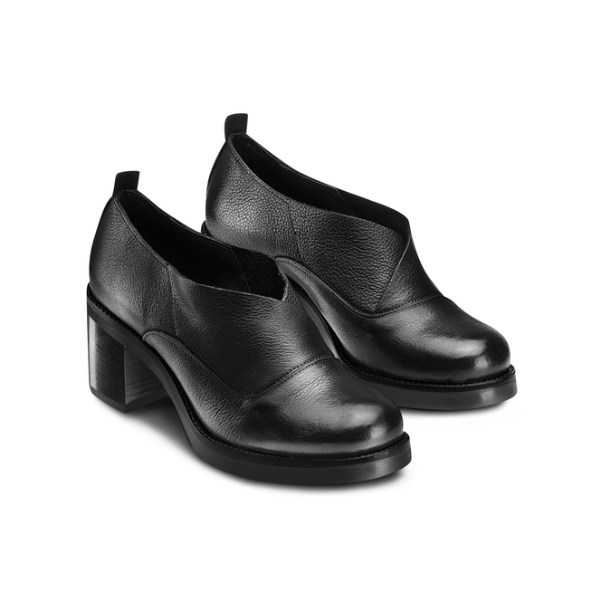 Women's shoes bata, Noir, 714-6103 - 16