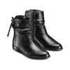 Women's shoes bata, Noir, 594-6731 - 16