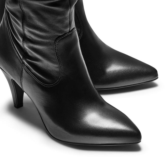 BATA Chaussures Femme bata, Noir, 794-6186 - 17