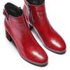 Women's shoes bata, Rouge, 794-5455 - 17