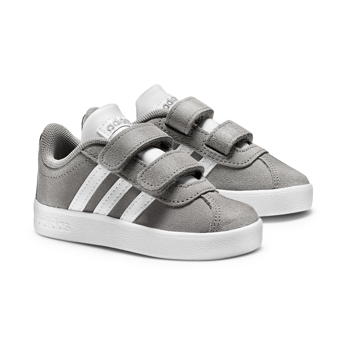 CHILDRENS SHOES adidas, Gris, 103-2203 - 26