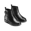 Women's shoes flexible, Noir, 594-6158 - 16