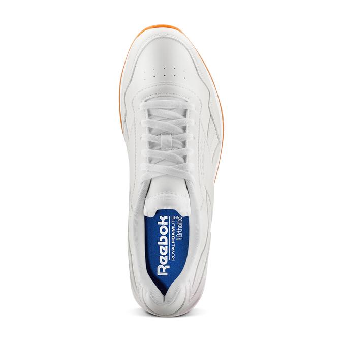 Men's shoes reebok, Blanc, 801-1147 - 17