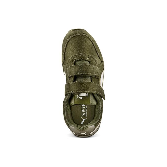 PUMA Chaussures Enfant puma, Vert, 303-7227 - 17