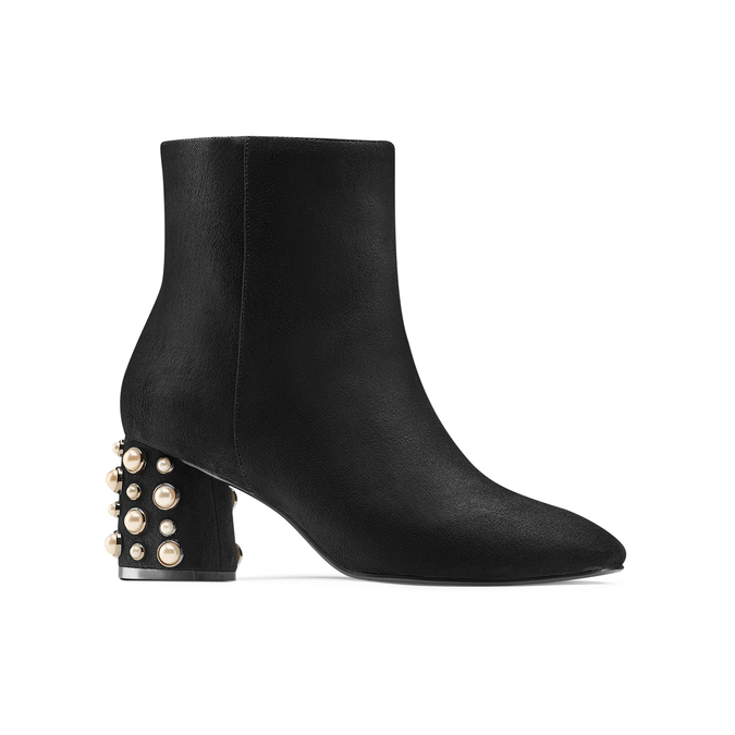 BATA Chaussures Femme bata, Noir, 799-6440 - 13