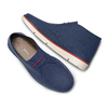 Men's shoes bata-b-flex, Bleu, 849-9578 - 26
