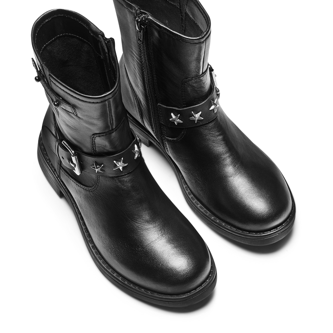 MINI B Chaussures Enfant mini-b, Noir, 394-6289 - 17