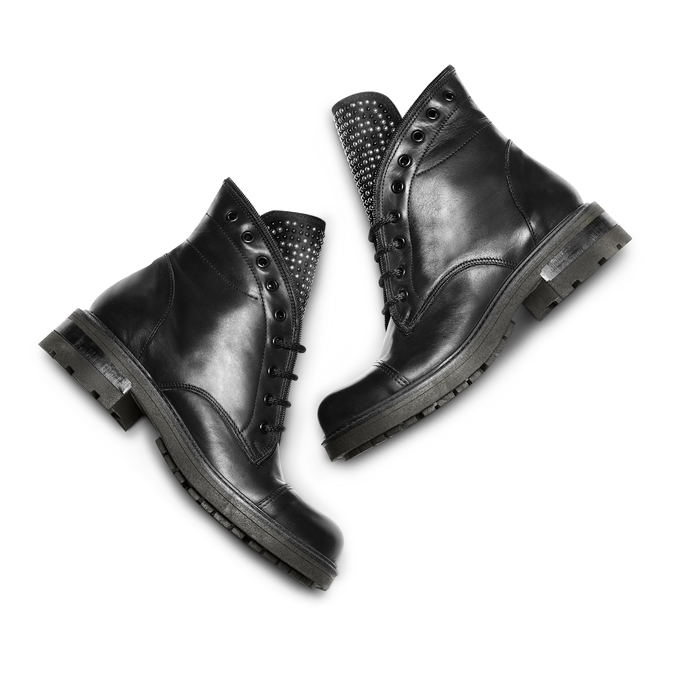 BATA Chaussures Femme bata, Noir, 594-6559 - 26