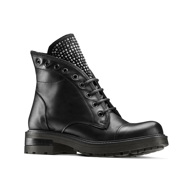BATA Chaussures Femme bata, Noir, 594-6559 - 13