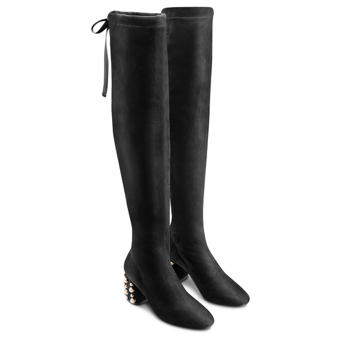 BATA Chaussures Femme bata, Noir, 799-6444 - 16