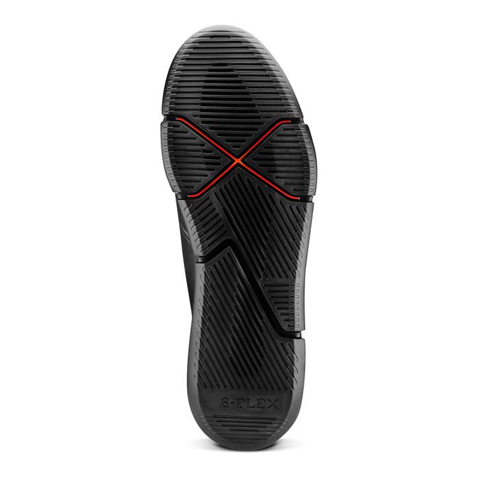 BATA B FLEX Chaussures Homme bata-b-flex, Noir, 841-6568 - 19