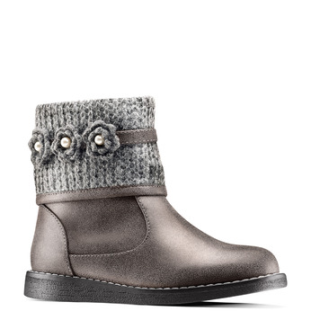 MINI B Chaussures Enfant mini-b, Gris, 391-2148 - 13