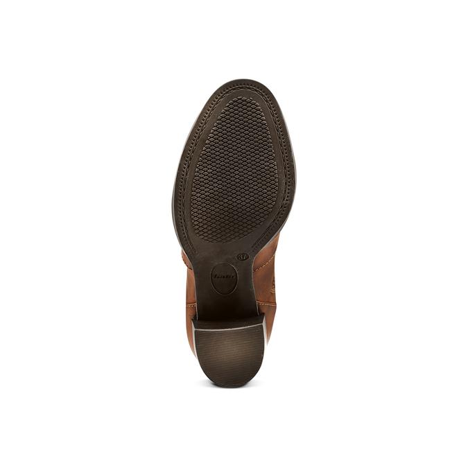 Women's shoes insolia, Jaune, 791-8258 - 19