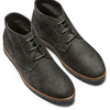 Men's shoes flexible, Bleu, 893-9232 - 17