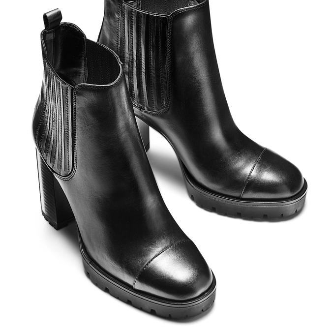 BATA Chaussures Femme bata, Noir, 794-6506 - 17