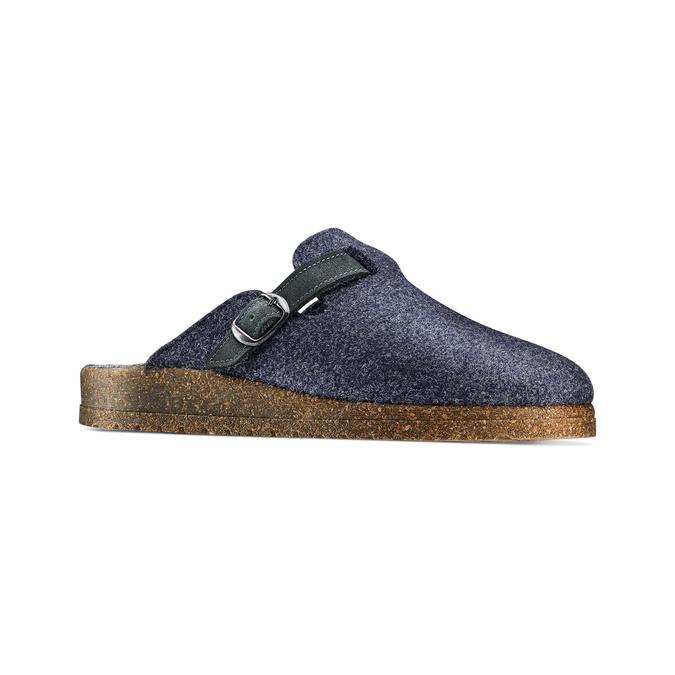 Men's shoes bata, Bleu, 879-9279 - 13