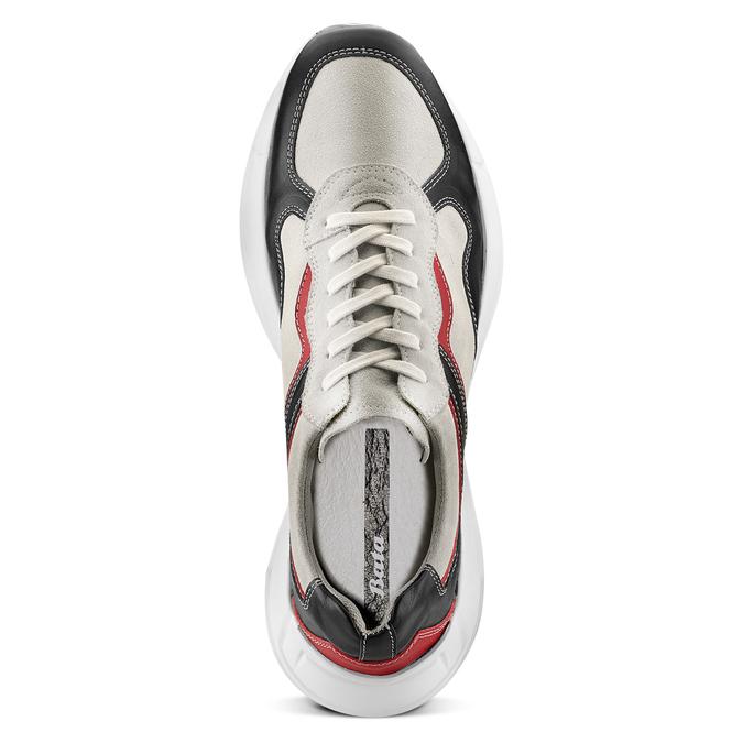 BATA Chaussures Homme bata, Noir, 824-6362 - 17
