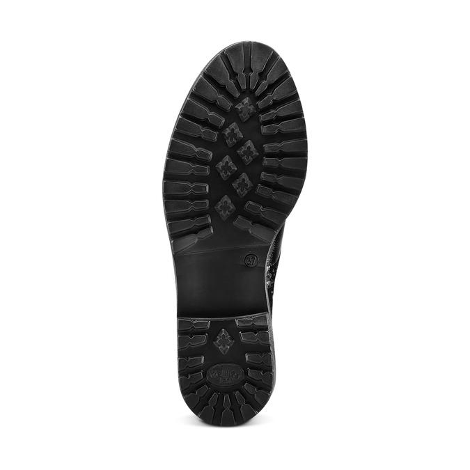 BATA Chaussures Femme bata, Noir, 521-6161 - 19