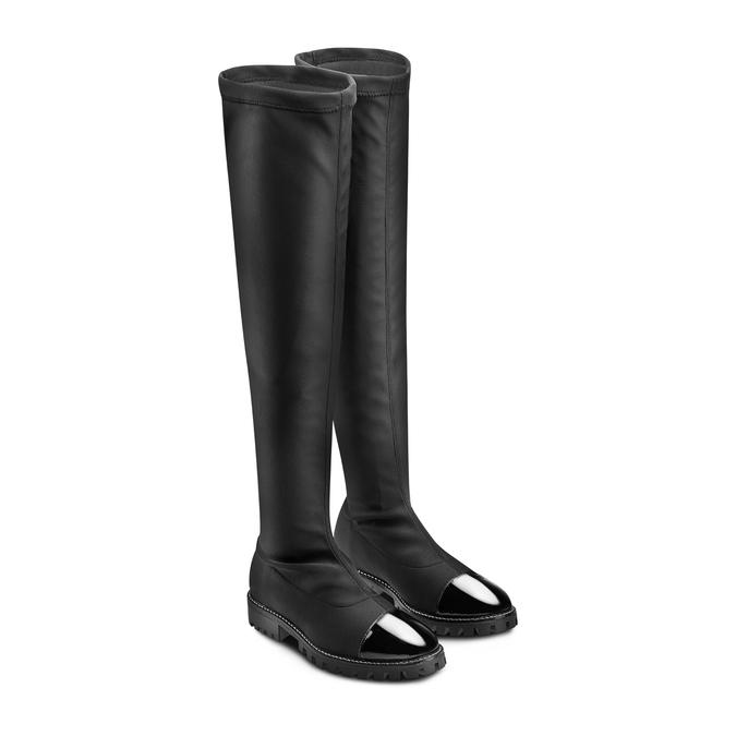 BATA Chaussures Femme bata, Noir, 599-6582 - 16