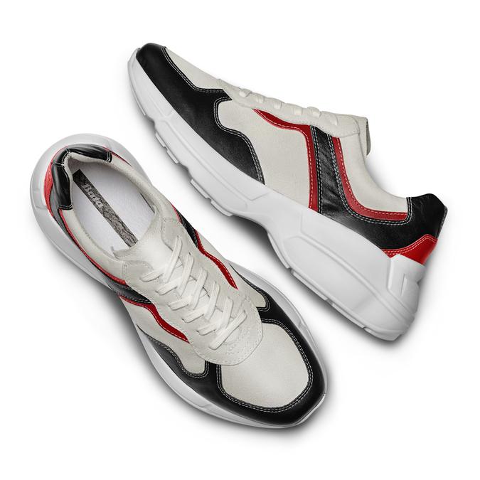 BATA Chaussures Homme bata, Noir, 824-6362 - 26