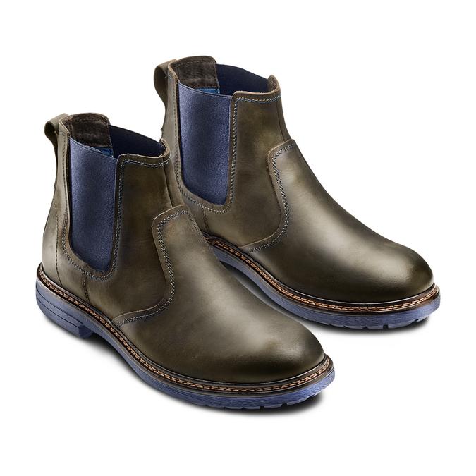 BATA Chaussures Homme bata, Noir, 894-6396 - 16