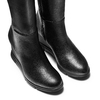 Women's shoes bata-b-flex, Noir, 791-6343 - 17