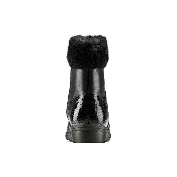 COMFIT Chaussures Femme comfit, Noir, 694-6316 - 15