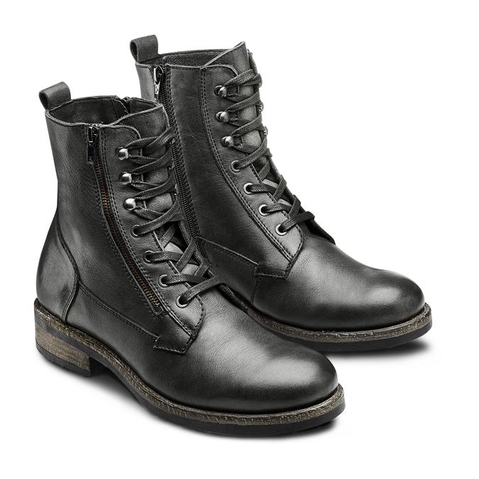 Men's shoes bata, Noir, 894-6292 - 16