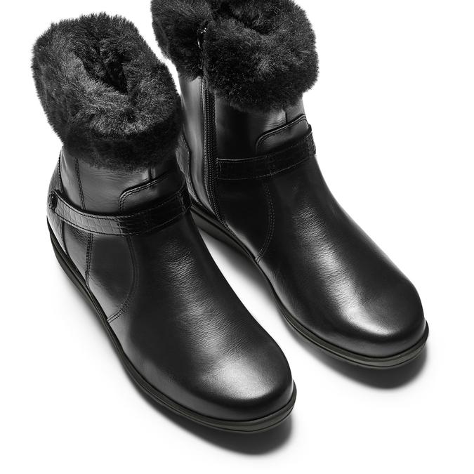 COMFIT Chaussures Femme comfit, Noir, 694-6316 - 17