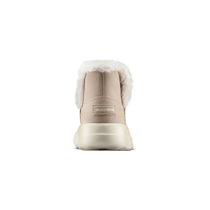 Chaussures Femme skechers, Beige, 503-8124 - 15