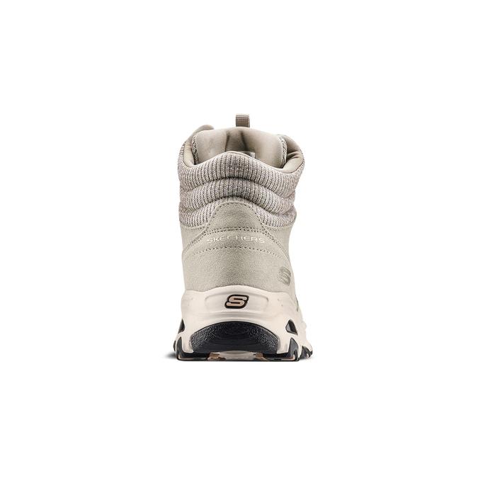 Chaussures Femme skechers, Beige, 503-2860 - 15