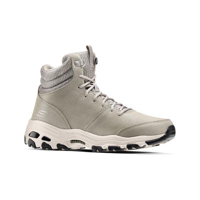 Chaussures Femme skechers, Beige, 503-2860 - 13