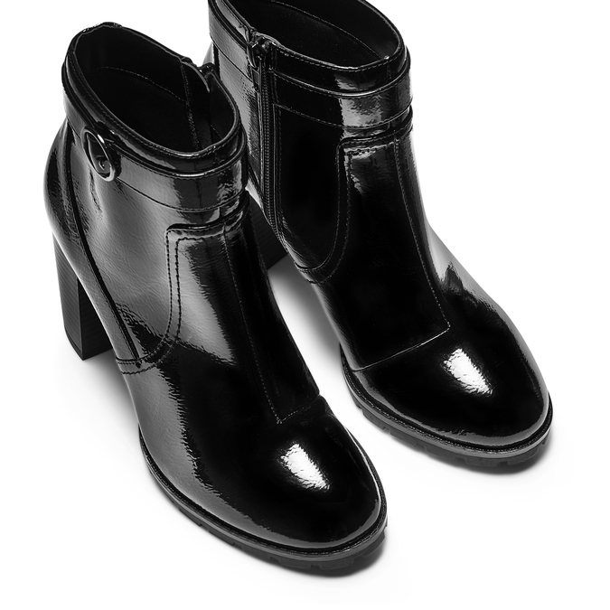 BATA RL Chaussures Femme bata-rl, Noir, 791-6683 - 17