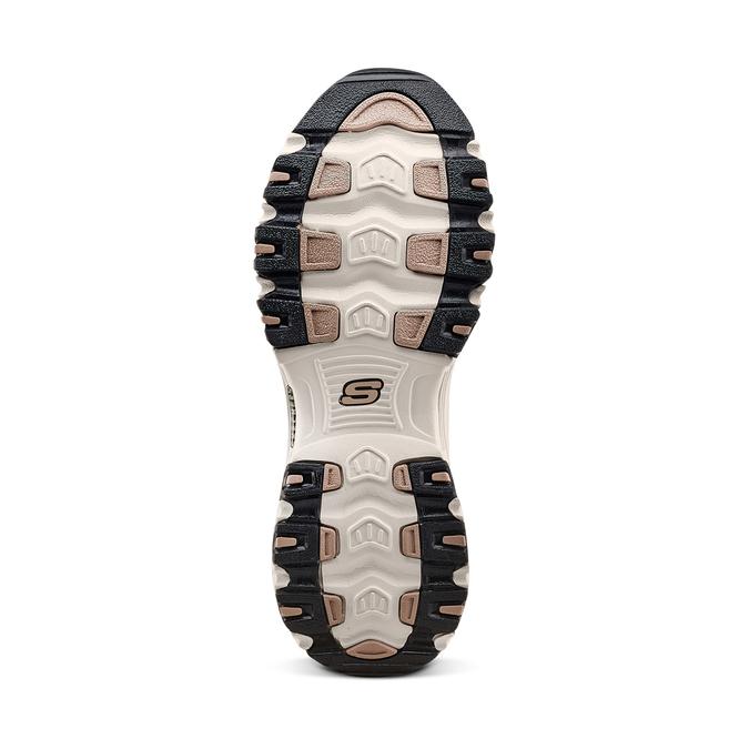 Chaussures Femme skechers, Beige, 503-2860 - 19