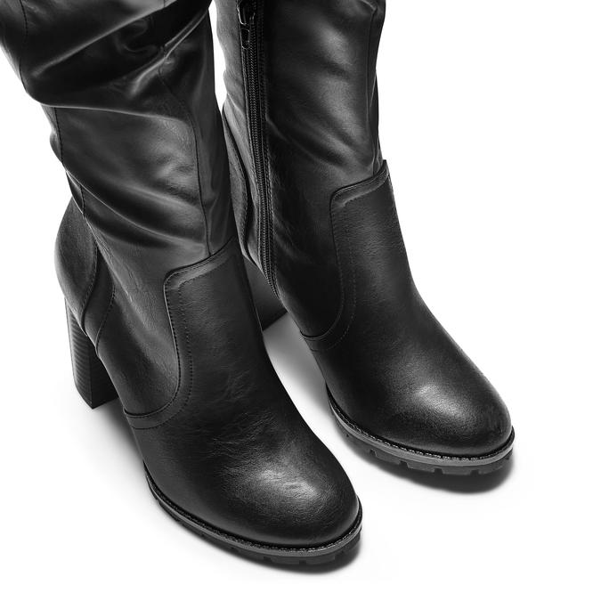 BATA RL Chaussures Femme bata-rl, Noir, 791-6389 - 17