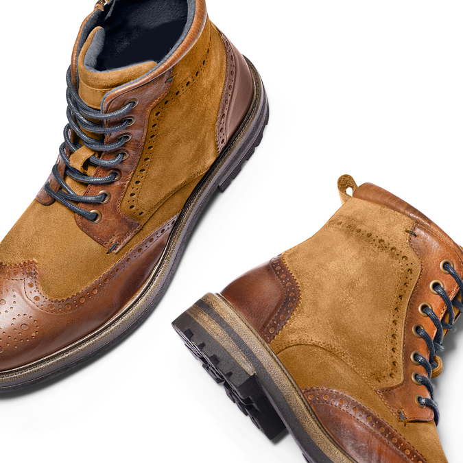 BATA Chaussures Homme bata, Brun, 893-3294 - 26