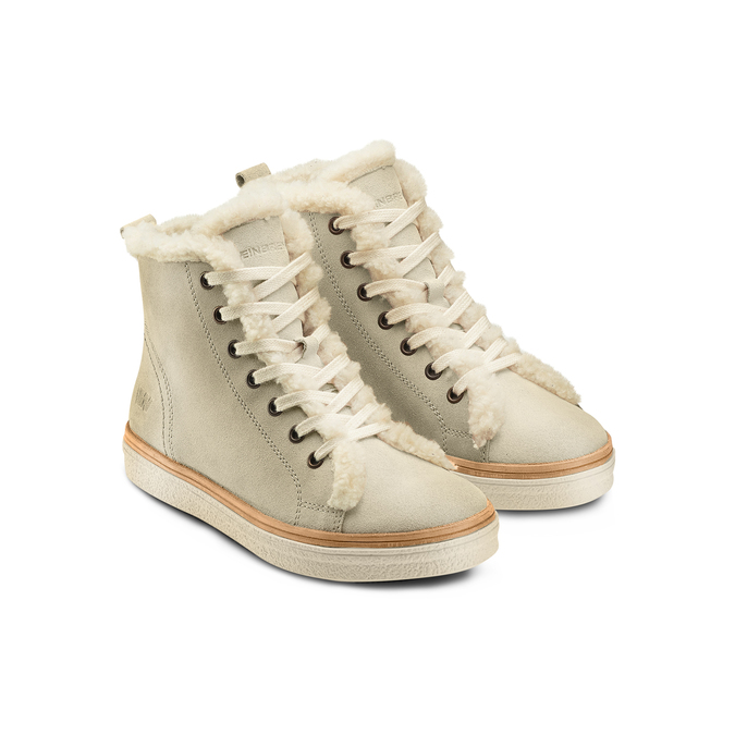 Women's shoes weinbrenner, Blanc, 594-1971 - 16