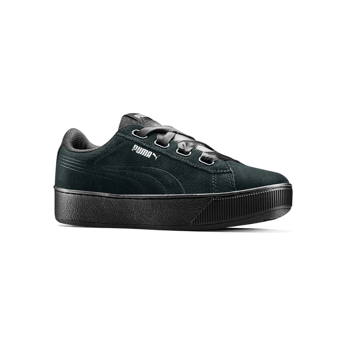 Women's shoes puma, Noir, 503-6737 - 13