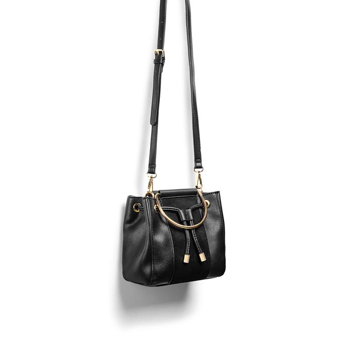 Bag bata, Noir, 961-6448 - 17