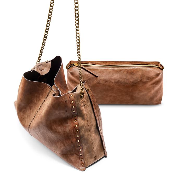 Bag bata, Brun, 961-3304 - 17