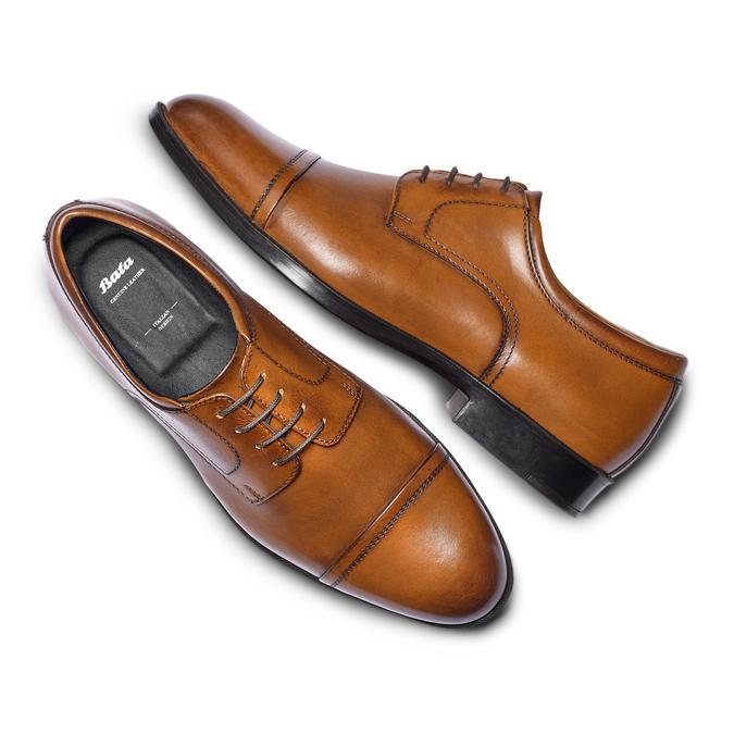BATA Chaussures Homme bata, Brun, 824-3520 - 26