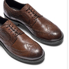 Men's shoes bata, Brun, 824-4568 - 26
