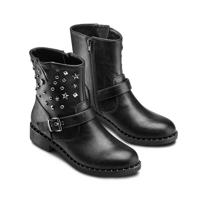 BATA Chaussures Femme bata, Noir, 591-6117 - 16