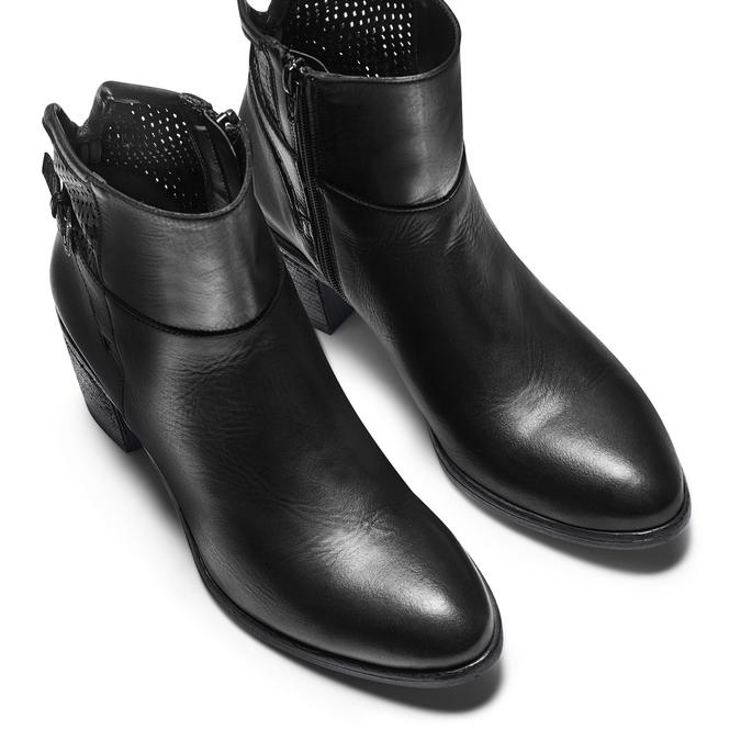 BATA Chaussures Femme bata, Noir, 794-6463 - 17