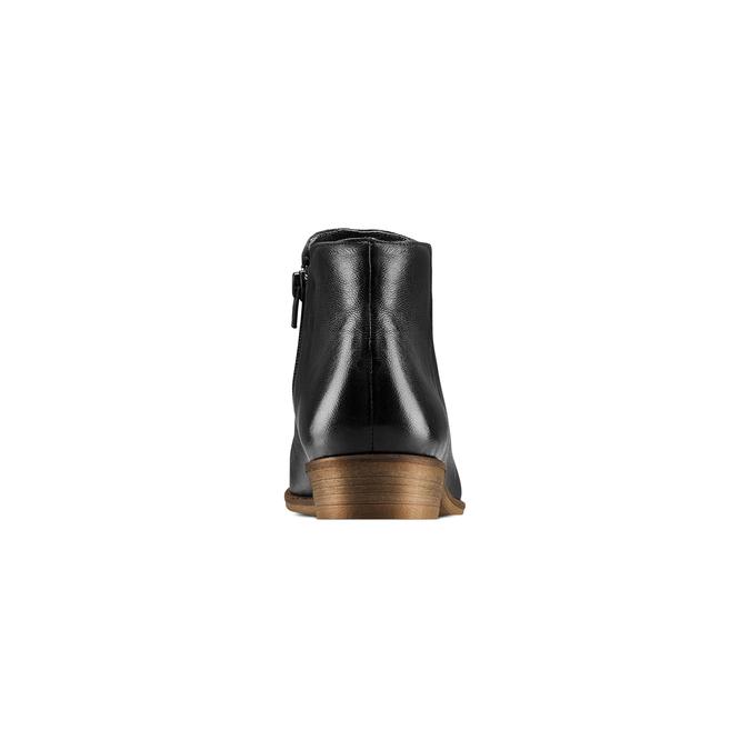 BATA Chaussures Femme bata, Noir, 594-6843 - 15