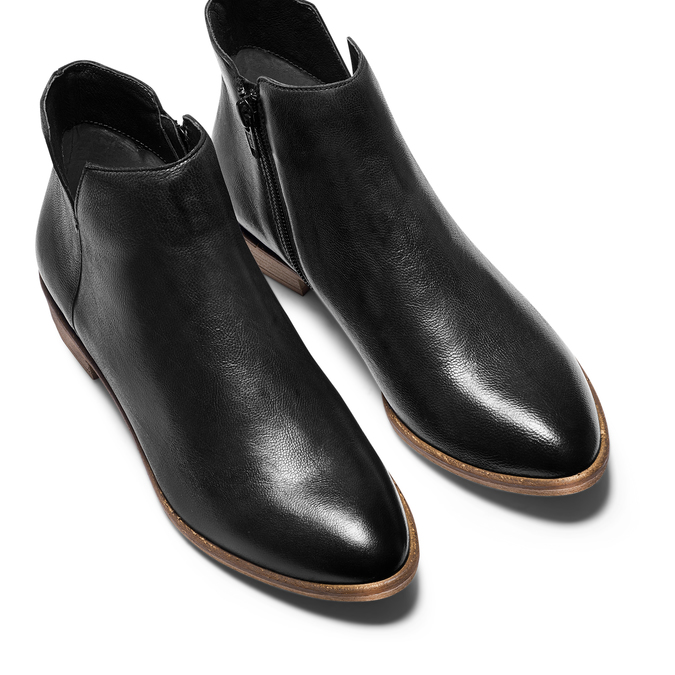 BATA Chaussures Femme bata, Noir, 594-6843 - 17