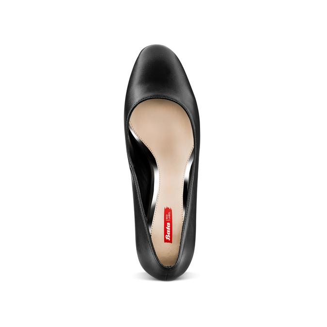 BATA RL Chaussures Femme bata-rl, Noir, 721-6336 - 17